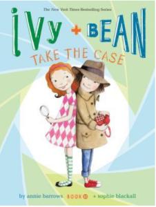 Barrows Ivy Bean Take the Case