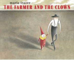 Frazee Farmer and the Clown