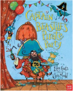 Coats Captain Beastlies Pirate Party