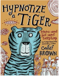 Brown Hypnotize a Tiger