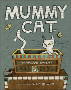 Ewert Mummy Cat