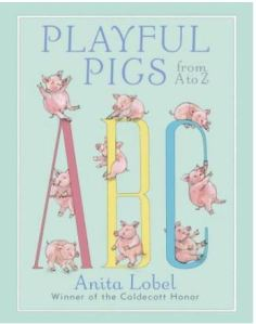 Lobel Playful Pigs
