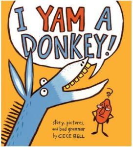 Bell I Yam a Donkey