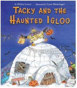 Lester Tacky Haunted Igloo