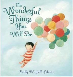 Martin Wonderful Things You Will Bee