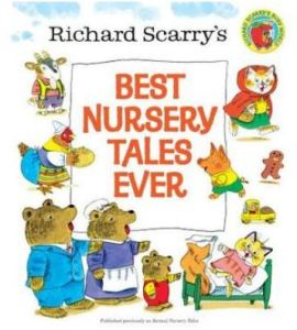 Scarry Best Nursery Tales Ever