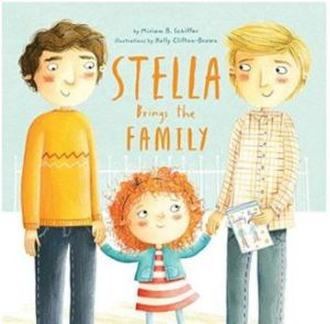 Schiffer Stella Brings the Family