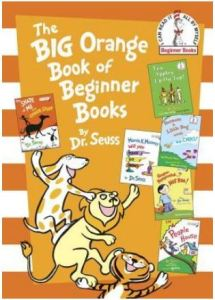 Seuss Big Orange Book