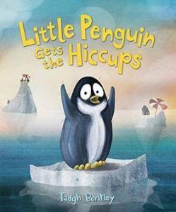 Bentley Little Penguin Hiccups