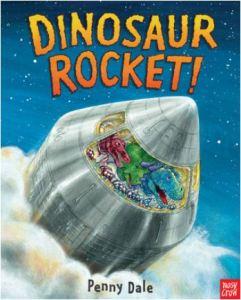 Dale Dinosaur Rocket