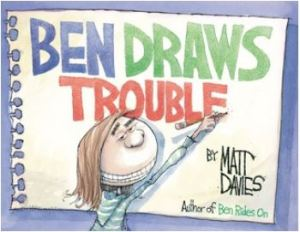 Davies Ben Draws Trouble