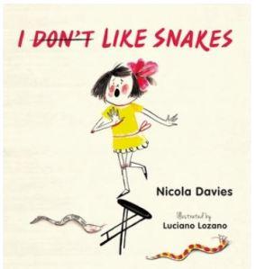 Davies I Dont Like Snakes