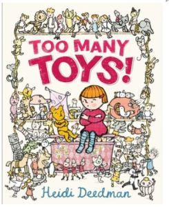 Deedman Too Many Toys