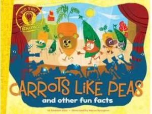Eliot Carrots Like Peas