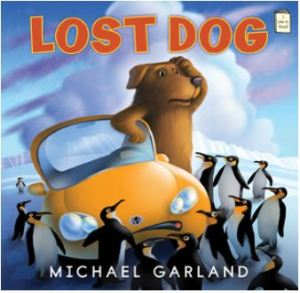 Garland Lost Dog