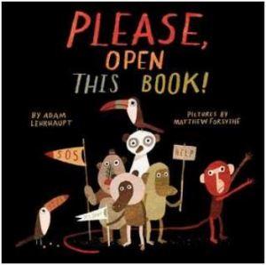 Lehrhaupt Please Open This Book