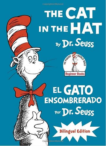 Dr Seuss Cat In The Hat Book Text