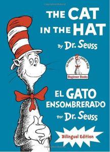 Seuss Cat in the Hat El Gato Ensombrerado