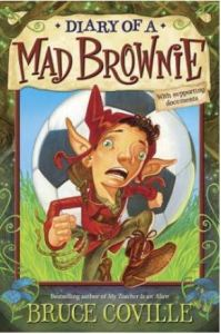 Coville Diary of a Mad Brownie