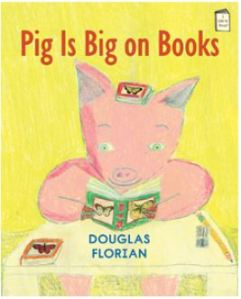 Florian Pig Is Big on Books