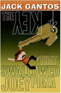 Gantos Key That Swallowed Joey Pigza