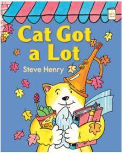 Henry Cat Got a Lot