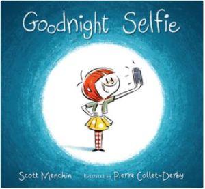 Menchin Goodnight Selfie