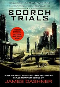 Dashner Scorch Trials