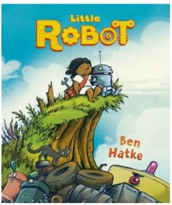Hatke Little Robot
