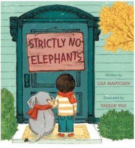 Mantchev Strictly No Elephants