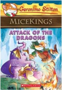 Stilton Attack of the Dragons