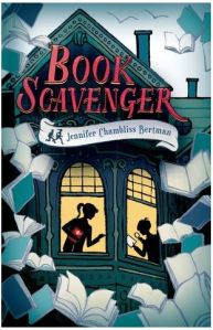 Bertman Book Scavenger