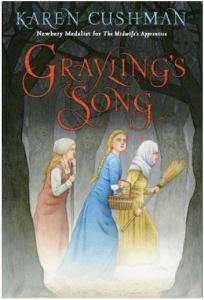 Cushman Graylings Song