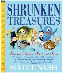 Nash Shrunken Treasures