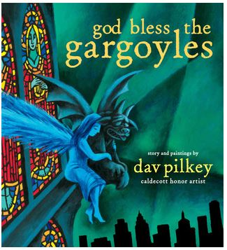 pilkey-gargoyles