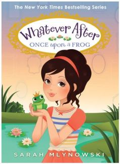 mlynowski-once-upon-a-frog